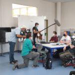 WDR berichtet über die Verkehrssicherheitstage am Campus