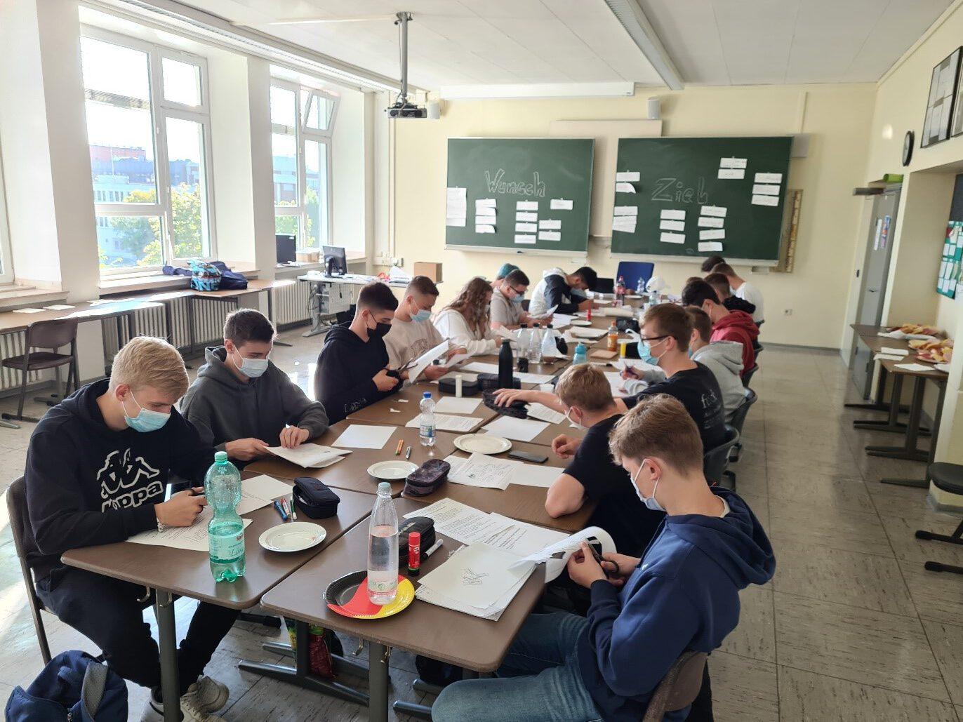 You are currently viewing Erfolgreicher Start für das Schulprojekt Mündener Modell